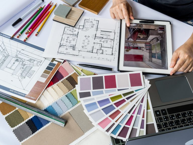 Smart strategies to become an interior designer