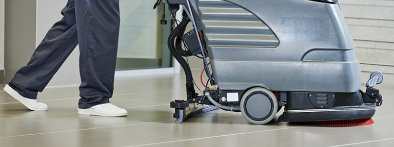 Why you need to buy advanced machinery for cleaning a huge place?