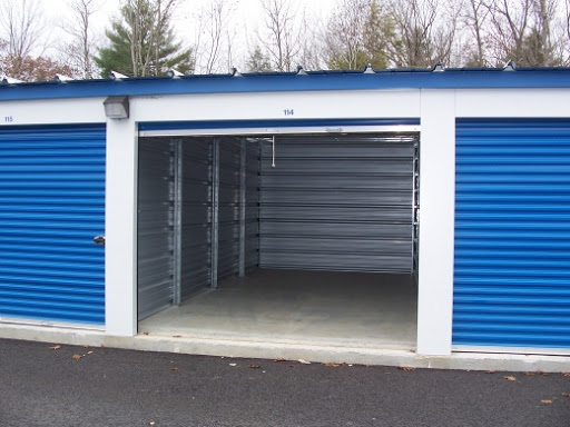 Information about personal storage units